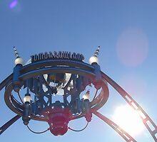 Tomorrowland- Magic Kingdom  by caileystavern