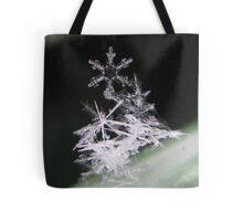 SNOWFLAKE PILE Tote Bag