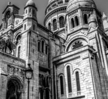 Sacre Coeur, Paris 6 Sticker