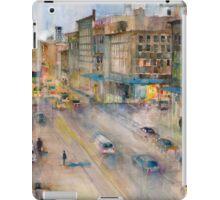 High Line New York City Street  iPad Case/Skin