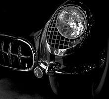 a peek in the garage by Stuart Baxter