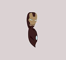 Iron Man Vector by bangculture
