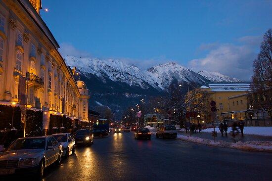 Innsbruck by danielhardinge