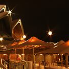 Sydney Opera House Bar by Kezzarama
