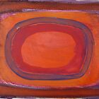 Rothko Influenced Abstract 6 by Josh Bowe