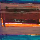 Rothko Influenced Abstract 7 by Josh Bowe