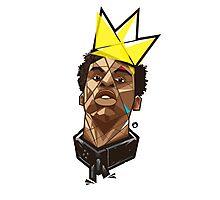 King Kunta - Kendrick Lamar Photographic Print
