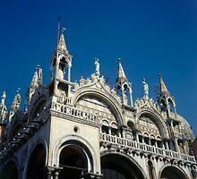 Italy Venice St Mark' s Basilica by Luigi Petro