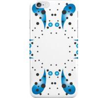 Raining Blue iPhone Case/Skin