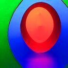 Luminarium RGB by Orla Cahill