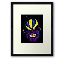 The Infinity Grill Framed Print
