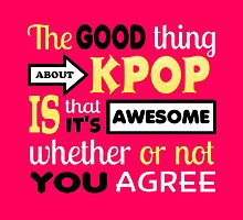 GOOD THING ABOUT KPOP - PINK by CynthiaAd