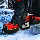 Snow Boots by A90Six