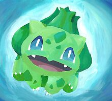 Baulbasaur  by Katie Lou