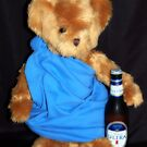 Toga Party Bear by Donna Adamski