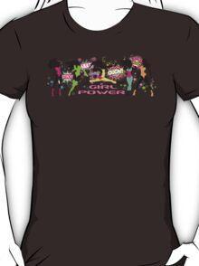 girl power sexy superhero comic women T-Shirt