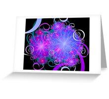 Ribbon and Lace Greeting Card