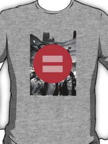 Equal Love #3 T-Shirt