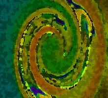 Celtic Swirl by Orla Cahill