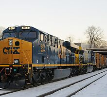 CSX 947 by Jay Brooks