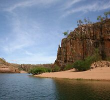 Katherine Gorge NT by jamesmason