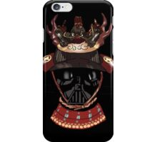 Darth Samurai  iPhone Case/Skin