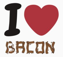Bacon. I love it! Kids Clothes