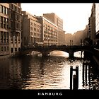 Hamburg Germany by lukelorimer