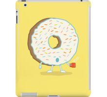 The Sleepy Donut iPad Case/Skin