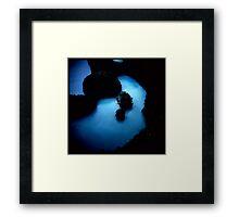Milky Way Framed Print