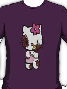 Zombie Hello kitty T-Shirt
