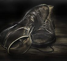 old shoes  by lastgasp