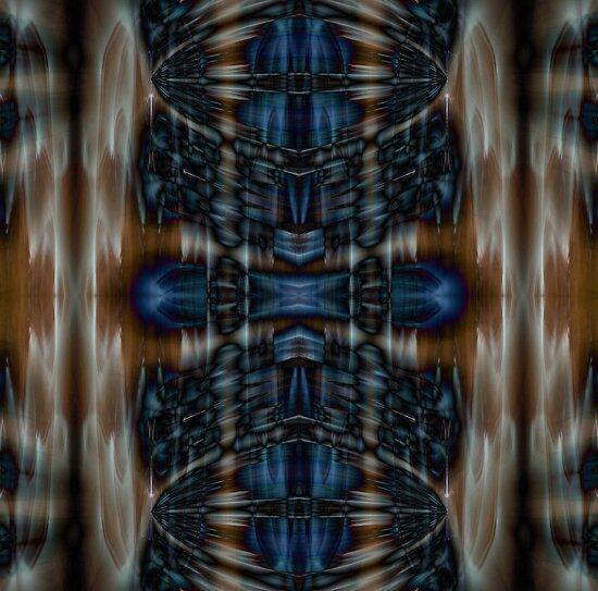 Poncho  by Devalyn Marshall