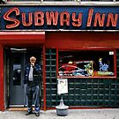 STORE FRONT: The Disappearing Face Of New York: SUBWAY INN by James and Karla Murray