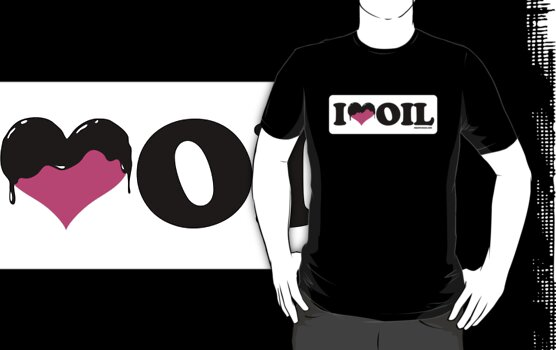 I Heart Oil by iheartchaos