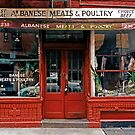 STORE FRONT: The Disappearing Face Of New York: ALBANESE Meats & Poultry by James and Karla Murray
