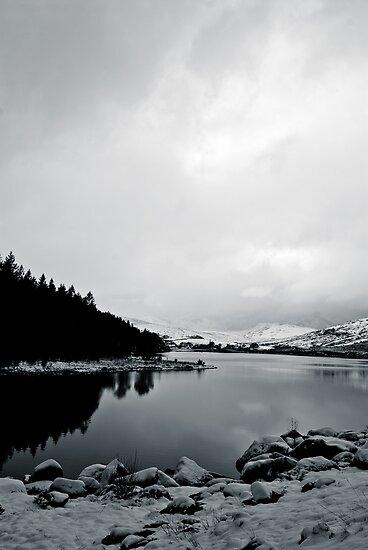Snowdon Reflection by Matt Sillence
