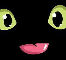 Toothless by brucewayne24579