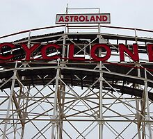 Coney Island No.11 by maxwell78