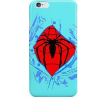 Spiderman explosion iPhone Case/Skin