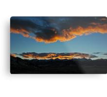 Westcliffe Sunset Metal Print