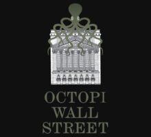 Octopi Wall Street by CafePretzel