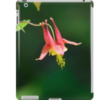 Columbine Wildflower iPad Case/Skin