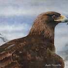 Golden Eagle by EnPassant