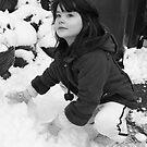 snow fun! by mark brown