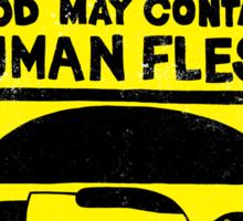 HUMAN FLESH Sticker