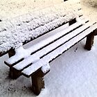 Snow Bench by swagman