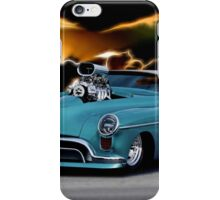 1948 Oldsmobile 'Pro Street' Convertible II iPhone Case/Skin