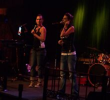 2 Hotties On Stage @ Bourbon Rocks by Snoboardnlife