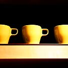 Three Cups by Shawn Jones
